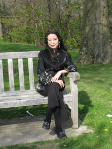 Mingmei Yip - Author of Nine Fold Heaven