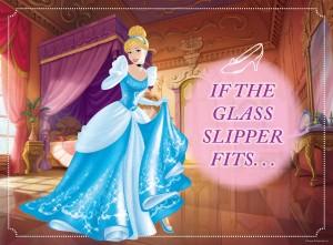 Disney Fairy Tale Moments Slipper Poster (2)