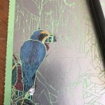 Scratch and Create: Enchanted Forest: 20 Original Art Postcards by Kailey Whitman