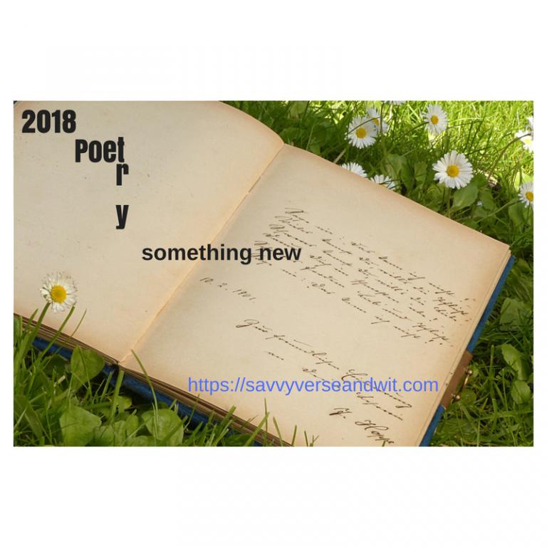Poetry Reading Challenge 2018